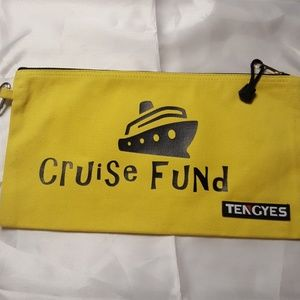 Bank bag Cruise Fund new